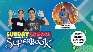 11 October 2020 | Online Sunday School (The Fiery Furnace)
