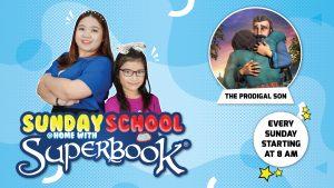 22 November 2020   Online Sunday School (Prodigal Son)