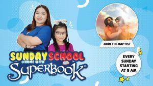 29 November 2020   Online Sunday School (John the Baptist)