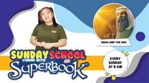 17 January 2021 | Online Sunday School (Noah and the Ark)
